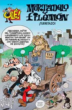 Totcomic Tu Tienda De Comics On Line Coleccion Ole Mortadelo Y